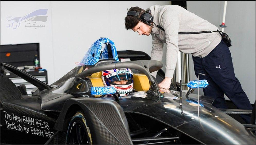 بیامو برای اولین راند پنجمین فصل مسابقات فرمول ماشین برقی آماده میشود