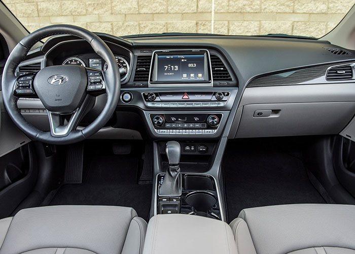هیوندای سوناتا Hyundai Sonata 2018
