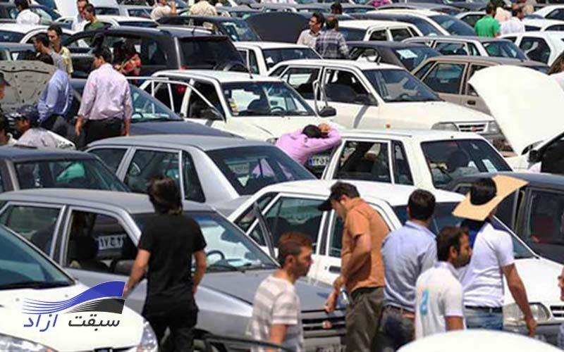 افزایش تقاضا برای خودرو