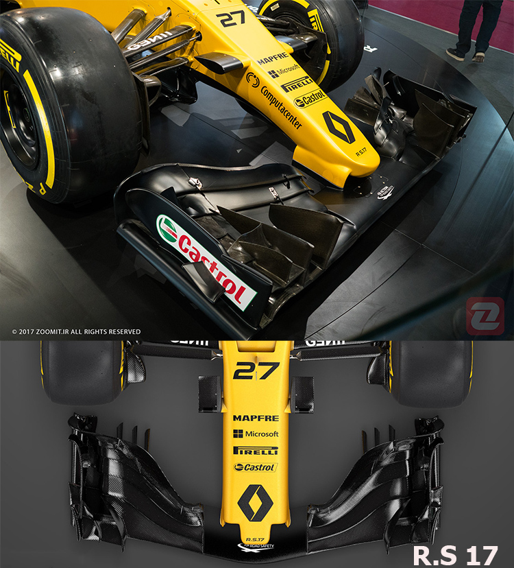 Renault F1 RS 16