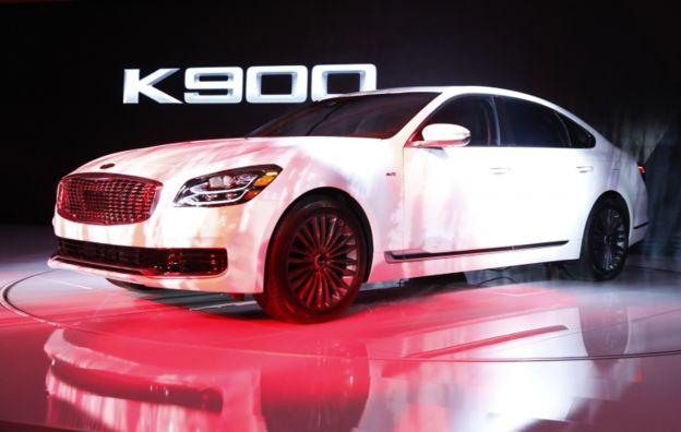 کیا نسل دوم از لوکسترین مدل خود، K900 را رونمایی کرد
