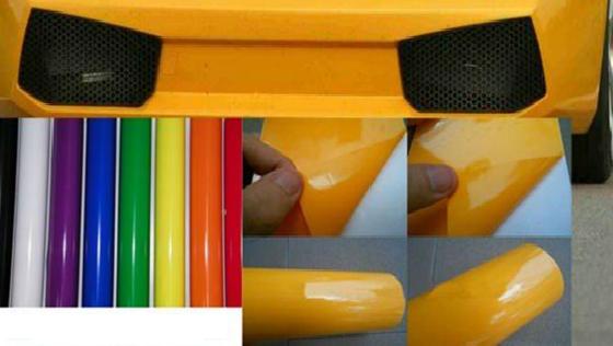 پوشش محافظ رنگ خودرو