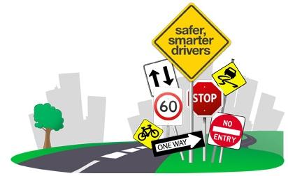 تابلوهای راهنمایی و رانندگی