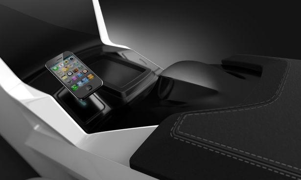 صفحات لمسی هوشمند در خودروها