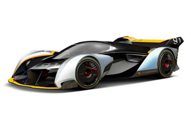 مکلارن اولتیمیت ویژن گرن توریسمو (Ultimate Vision Gran Turismo)