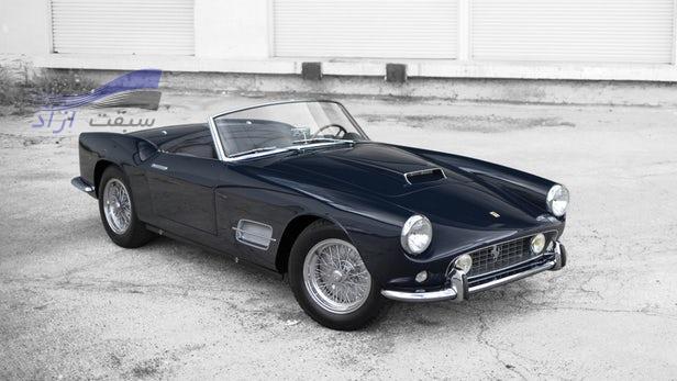 فراری 250GT California مدل 1961