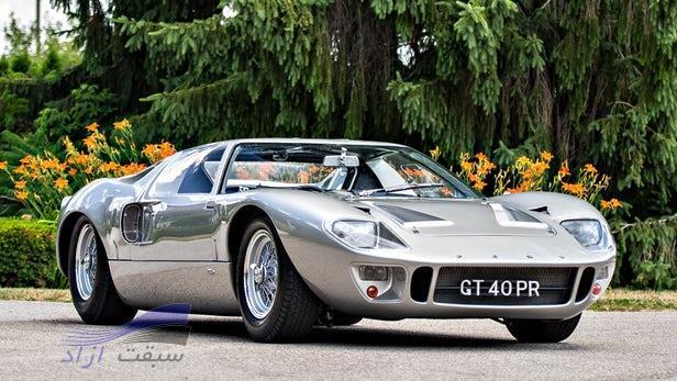 فورد GT40 مدل 1966