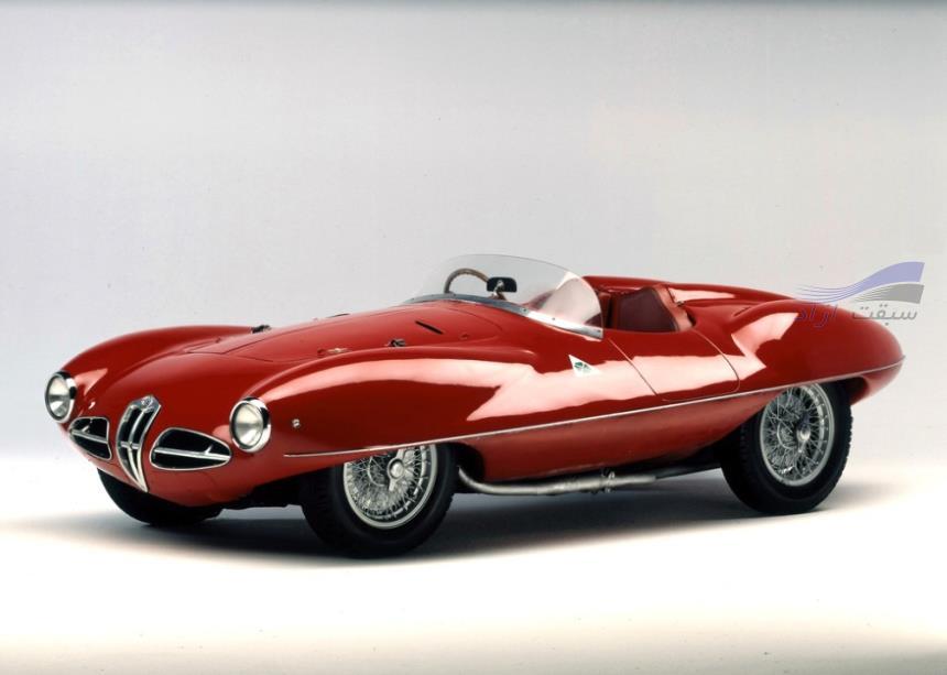 آلفارومئو Disco Volante مدل 1952