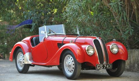 بی.ام.و 328 Roadster مدل 1937