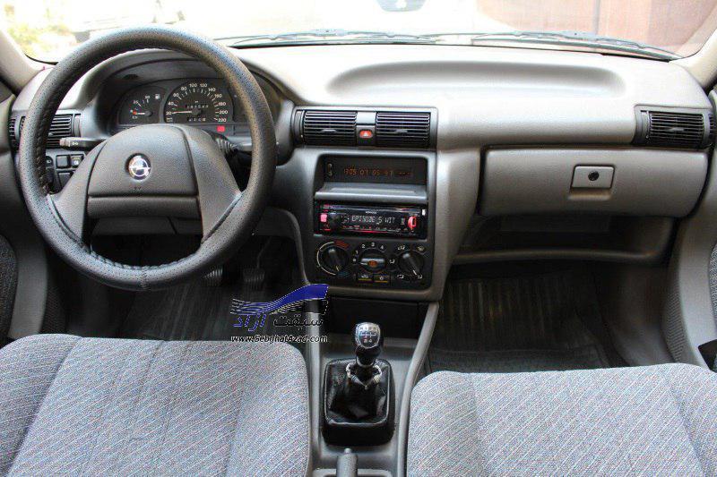 تجربه رانندگی با اوپل آسترای 94