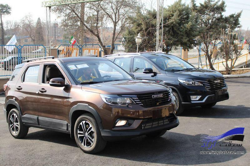 بازدید از خط تولید بیسو در سیف خودرو