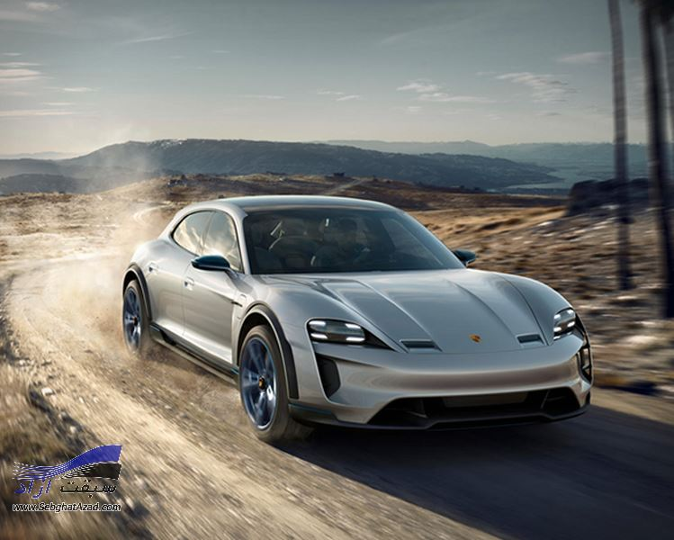پورشه porsche-mission-e-cross-turismo