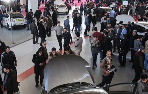 شمارش معکوس برای افتتاح دومین نمایشگاه خودرو تهران