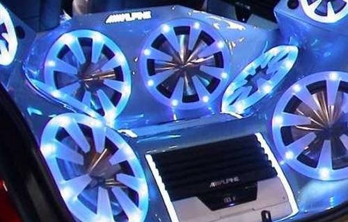 ارتقای سیستم صوتی خودرو چقدر آب میخورد؟