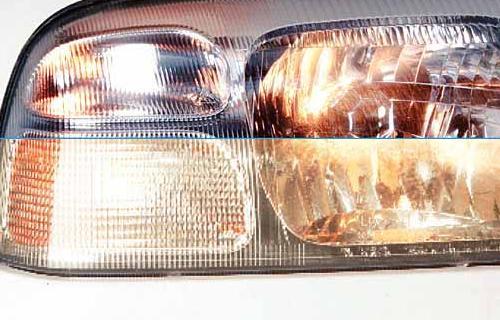 رفع ماتی چراغهای جلوی خودرو و درخشندگی آنها همانند روز اول