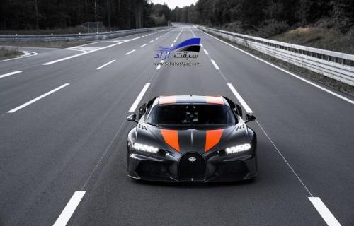 بوگاتی رکورد سرعت در دنیا را با سرعت 490 کیلومتر بر ساعت شکست