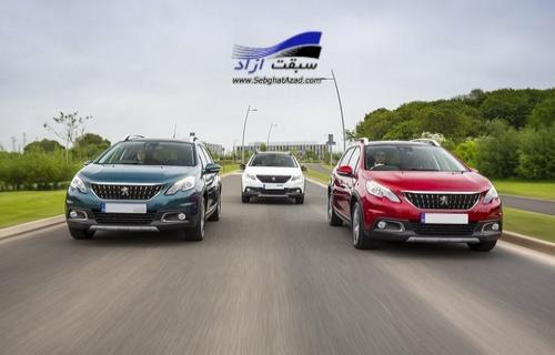 پژو 2008 اولین خودروی 5 ستاره کیفی ایران