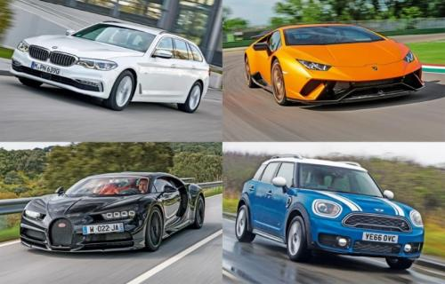 بهترین خودروهای سال 2017