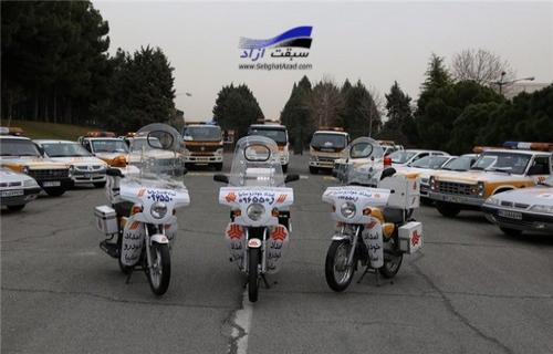 ارائه خدمات امدادی رايگان به خودروهای توليدی كمتر از 5 سال گروه سايپا
