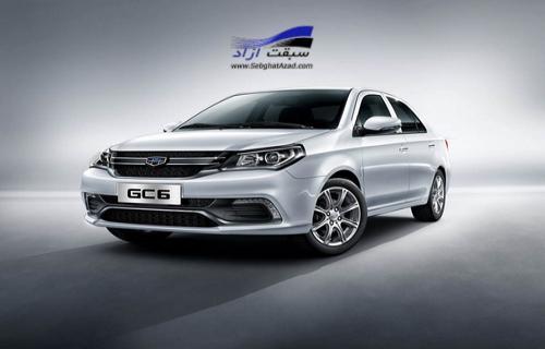 افزایش قیمت مجدد جیلی GC6 توسط خودروسازان بم