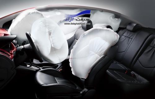 حذف تمام ایربگها و ترمز ABS از خودروهای داخلی صحت ندارد