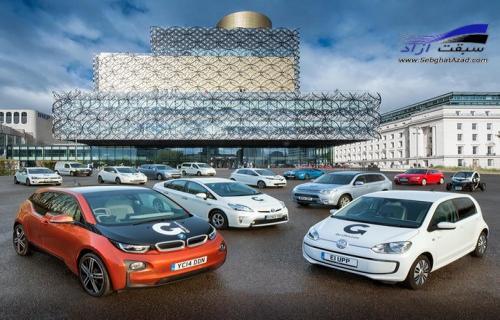 پرفروشترین خودروهای الکتریکی در اروپا