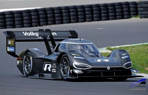 خودروی مسابقه ای برقی فولکس