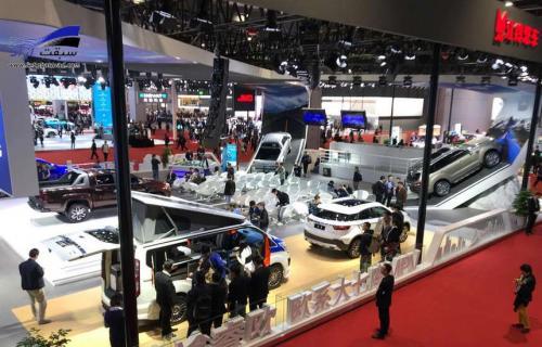 برترین خودروهای الکتریکی نمایشگاه خودروی شانگهای 2019 - قسمت اول