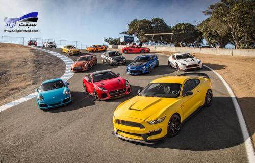 بهترین خودروهای مدل 2019