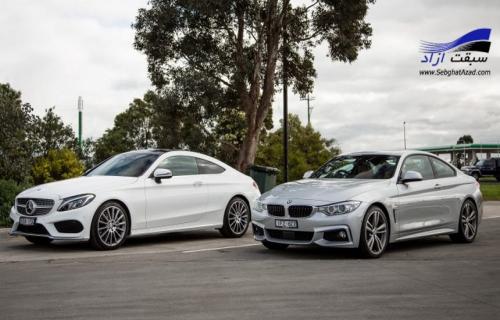 بنز C300 یا BMW سری 4؛ کدام یک پیروز میدان هستند؟