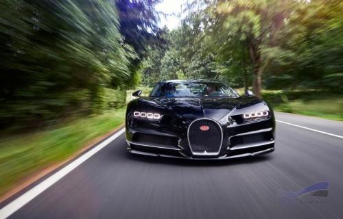 بوگاتی شیرون به سرعت 482 کیلومتر  بر ساعت می رسد؟