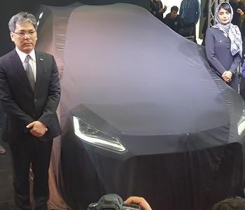 دو محصول لوکسژن توسط آرمان موتور رونمایی شد