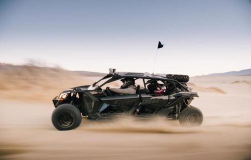خودروی همه جاروی آفرود Can-Am Maverick X3 Max