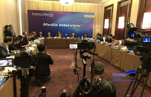 نشست خبری چری در پکن: از افتتاح فاز دوم خط تولید چری در ایران تا گیربکسهای CVT جدید