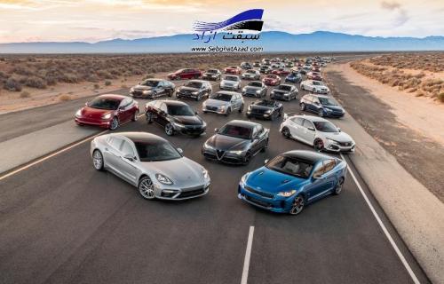 معرفی نامزدهای بهترین ماشین سال 2019 اروپا