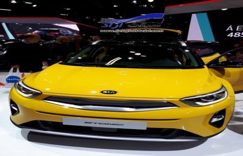 کیا در نمایشگاه خودرو پاریس، حضوری پر رنگ با محصولات جدید