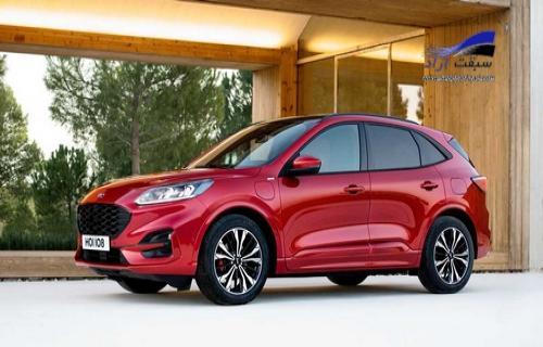 نسل جدید فورد کوگا از اواخر سال 2019 به بازار عرضه خواهد شد