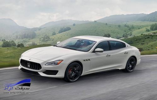 نگاهی به مازراتی کواتروپورته GTS مدل 2018