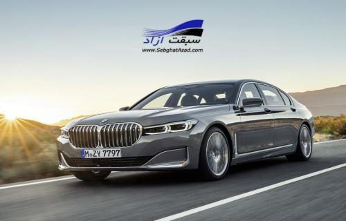 معرفی نسل جدید BMW سری 7