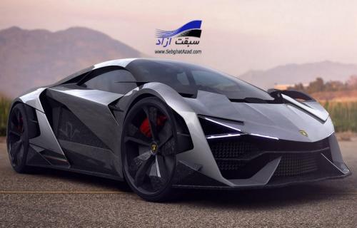 لامبورگینی ترونو، خودرویی که در سال 2999 ساخته خواهد شد!