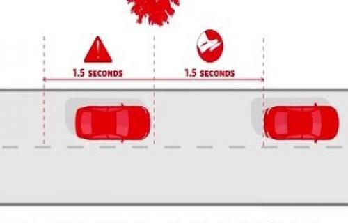 همش ۳ ثانیه تا تصادف قانون سه ثانیه چه می گوید؟