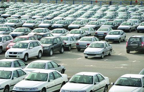 میزان رضایتمندی مشتریان از کیفیت خودروهای سواری