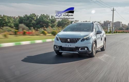 ایران خودرو: انجام تعهدات معوق پژو 2008 در روزهای آینده