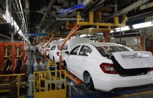 وضعیت تولید در خودروسازان کشور منتشر شد