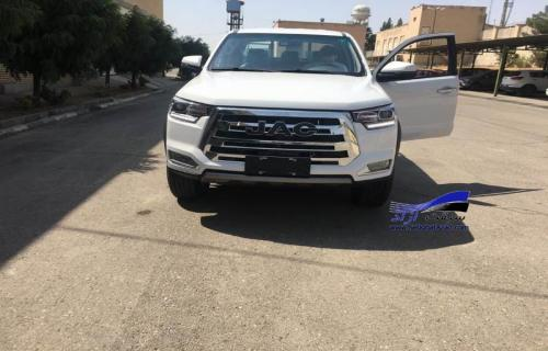 پیکاپ جک T8 رقیب قدر آسنا در راه بازار ایران