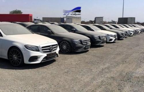 واردات 29 میلیون دلار خودرو و قطعات در فروردین