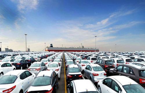 رکود بیسابقه در بازار خودروهای وارداتی