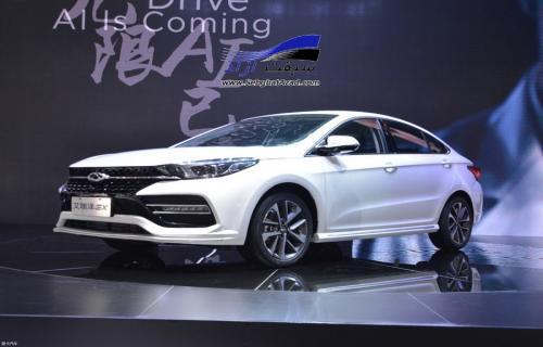 رونمایی از جدید ترین خودروی چری در شانگهای؛ عرضه هم زمان در چین و ایران