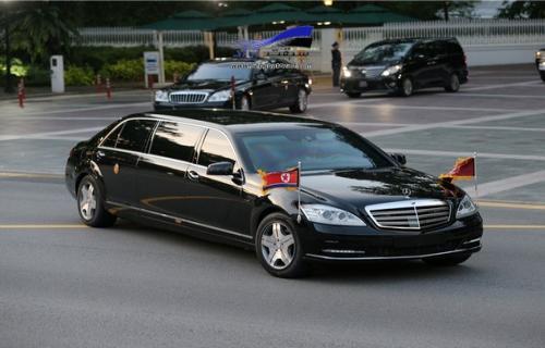 دایملر: نمیدانیم رهبر کره شمالی خودروهای لوکس ما را از کجا آورده است!