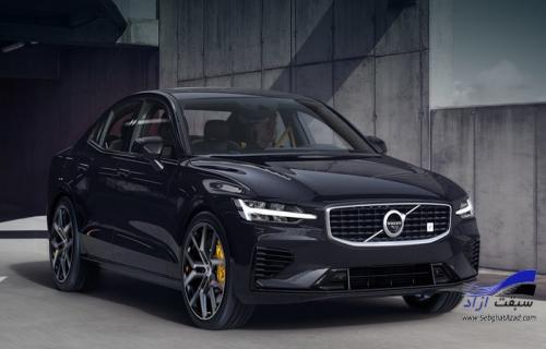 ولوو S60 مدل 2019 نسخه پولستار تیون با تیراژ بسیار محدود
